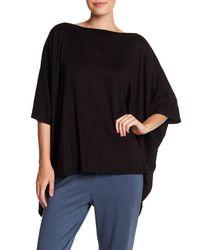 Natori - Black Lounge Pullover - Lyst