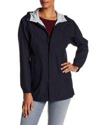Helly Hansen | Blue Freya Hooded Waterproof Jacket | Lyst