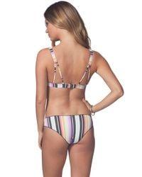 Rip Curl - Multicolor Sayulita Hipster Bikini Bottom - Lyst
