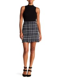 Sanctuary - Multicolor Siena Plaid Blanket Skirt - Lyst