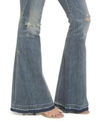 Citizens of Humanity - Blue Charlie Flare Jeans (outpost) - Lyst
