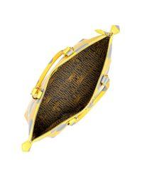 Vivienne Westwood - Yellow Polkamania Tote - Lyst
