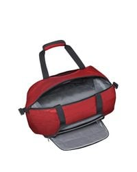 "Briggs & Riley - Red 11"" Weekend Bag for Men - Lyst"
