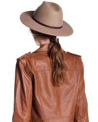 Ace of Something - Brown Oslo Wool Hat - Lyst