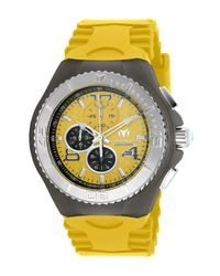 TechnoMarine - Yellow Men's Cruise Jellyfish Sport Watch for Men - Lyst