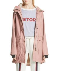 Tretorn - Pink Erna Raincoat (nordstrom Exclusive) - Lyst