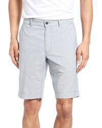 Brax - Multicolor Pinstripe Bermuda Shorts for Men - Lyst