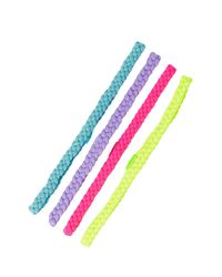 Berry | Multicolor Braided Headband - Pack Of 4 | Lyst