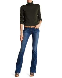 Black Orchid Blue India Slim Bootcut Jeans