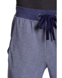 2xist - Blue Drawstring Jogger for Men - Lyst