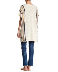 Rip Curl - Multicolor Mirabel Short Sleeve Cardigan - Lyst