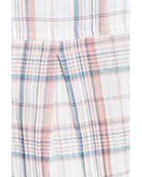 Soft Joie - Multicolor Tawna Plaid Shirtdress - Lyst