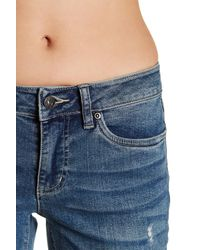 Vince Camuto - Blue Live In Skinny Jean - Lyst