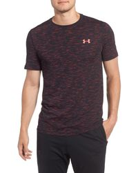 Under Armour - Multicolor Threadborne Regular Fit T-shirt for Men - Lyst