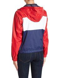 Levi's - Blue (r) Retro Hooded Coach's Jacket - Lyst