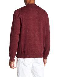 Robert Graham - Red Antony Sweater for Men - Lyst