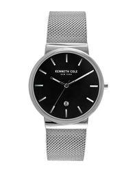 Kenneth Cole - Metallic Men's Classic Watch, 40mm for Men - Lyst