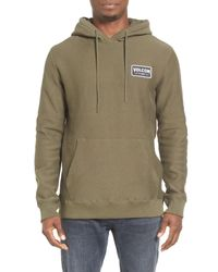 Volcom | Green Shop Pullover Hoodie for Men | Lyst