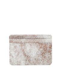 Aimee Kestenberg | Multicolor Leather Credit Card Wallet | Lyst