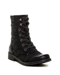 Roxy - Black Westward Boot - Lyst