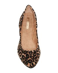 BCBGeneration - Brown Nassau Casual Flat - Lyst