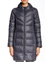 BCBGeneration - Multicolor Missy Packable Hooded Jacket - Lyst