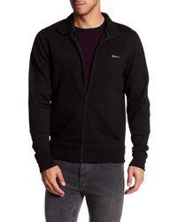 Bench | Black Discord Full Zip Sweatshirt for Men | Lyst
