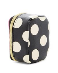 Betsey Johnson   Multicolor Faux Leather Pill Case   Lyst
