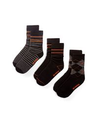 Ben Sherman - Multicolor Albert Socks - Pack Of 3 for Men - Lyst