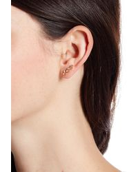 Vince Camuto | Multicolor Asymmetrical Ear Jacket | Lyst