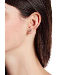 Vince Camuto | Multicolor Asymmetrical Ear Jacket | Lyst