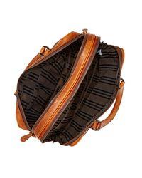 Frye | Brown Ben Artisan Leather Duffle for Men | Lyst