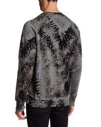 PRPS - Black Gecko Pullover for Men - Lyst