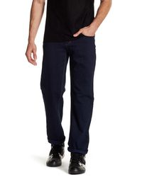 Versace | Blue Regular Fit Denim Jean for Men | Lyst