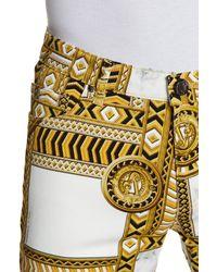 Versace | Multicolor Printed Jean for Men | Lyst