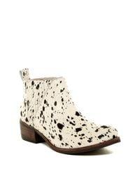 Matisse - White El Toro Bootie - Lyst