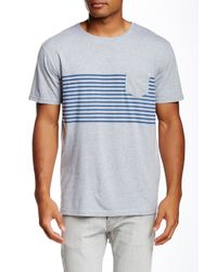 Quiksilver - Multicolor Band Width Premium Fit Graphic Tee for Men - Lyst