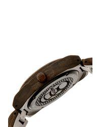 Earth Wood | Multicolor Unisex Cypress Skateboard Dial Eco-friendly Sustainable Wood Quartz Bracelet Watch | Lyst