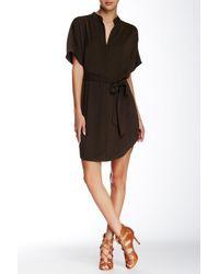 Dress Forum | Multicolor Shirttail Dress | Lyst