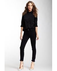James Jeans | Black Twiggy Skinny Jean | Lyst