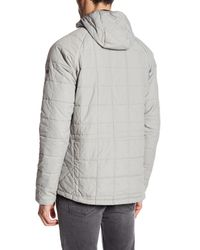 Weekend Offender | Gray Carrock Mercury Quilted Jacket for Men | Lyst
