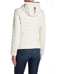 Mackage | White Fitted Packable Jacket | Lyst