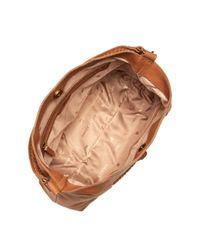 Lucky Brand - Brown Sydney Leather Hobo Crossbody - Lyst