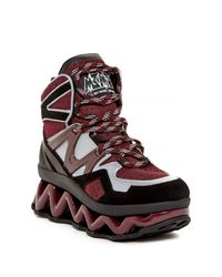 Marc By Marc Jacobs - Multicolor Ninja Wave High-top Sneaker for Men - Lyst