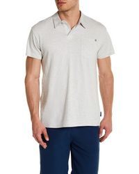 Billabong | White Standard Issue Polo for Men | Lyst