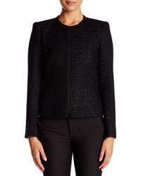 Lafayette 148 New York | Black Irene Jacket | Lyst