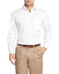 Peter Millar | White Seaside Collection Regular Fit Sport Shirt for Men | Lyst