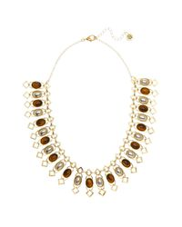 House of Harlow 1960 | Multicolor Lady Of Grace Collar Necklace | Lyst
