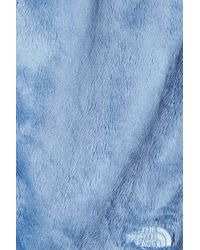 The North Face - Blue Denali Thermal Scarf - Lyst