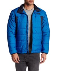 The North Face | Blue Bombay Relaxed Fit Jacket for Men | Lyst